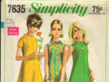 Simplicity 7635