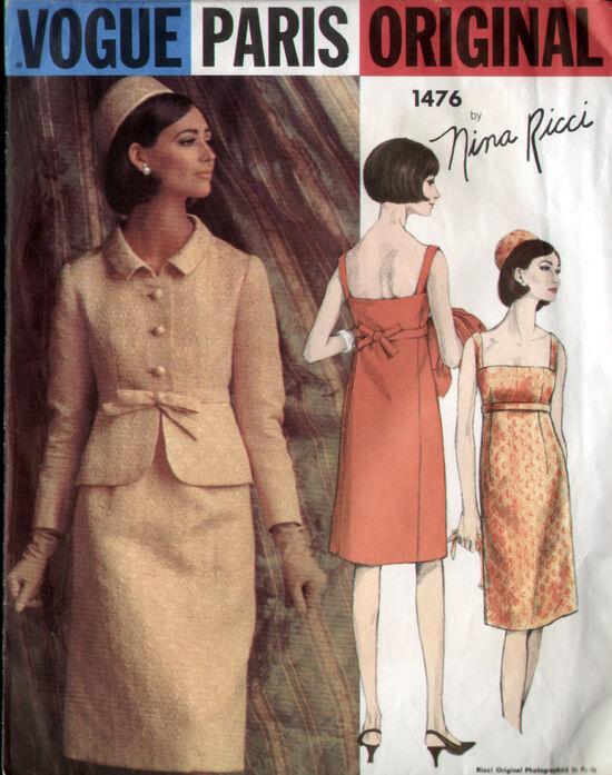 Vogue 1476 60s