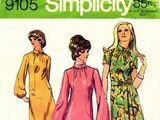 Simplicity 9105
