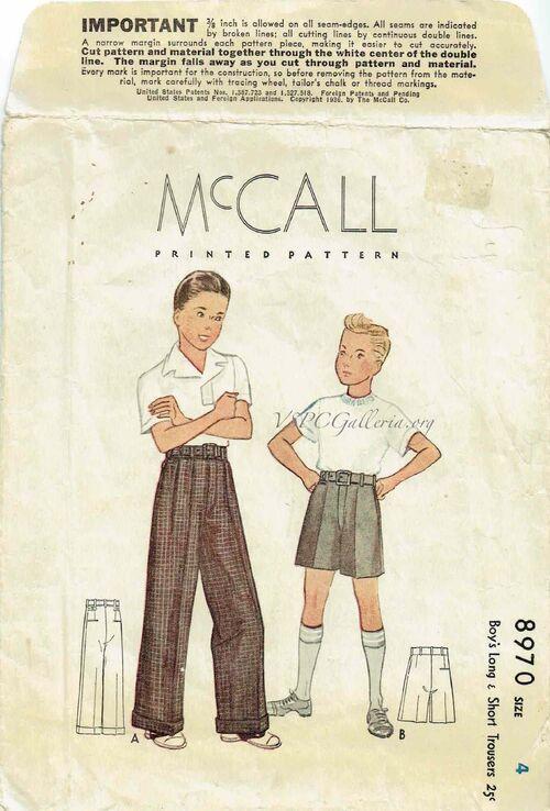 McCall 8970