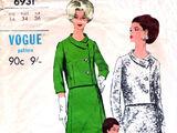 Vogue 6931 A