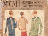 McCall 5238 A