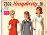 Simplicity 7802 A