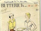 Butterick 5305 A