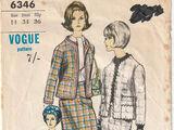 Vogue 6346 A