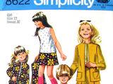 Simplicity 8622