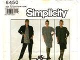 Simplicity 8450 B