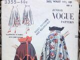 Vogue 3355