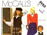 McCall's 2153