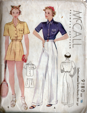 Mccall 9180 Vintage Sewing Patterns Fandom Powered By Wikia