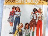 Simplicity 6588