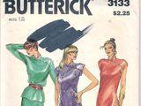 Butterick 3133 A