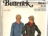 Butterick 5045 A