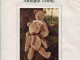 Goose Girl Creations Antique Teddy