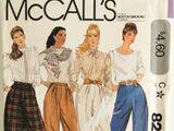 McCall's 8254 A