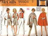 McCall's 9550