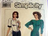 Simplicity 8732 B