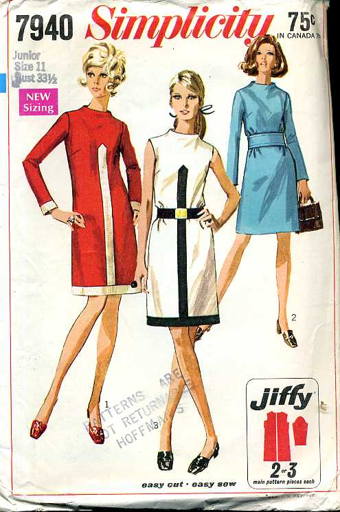 Easy Dress Patterns for Juniors