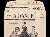 Advance 8123