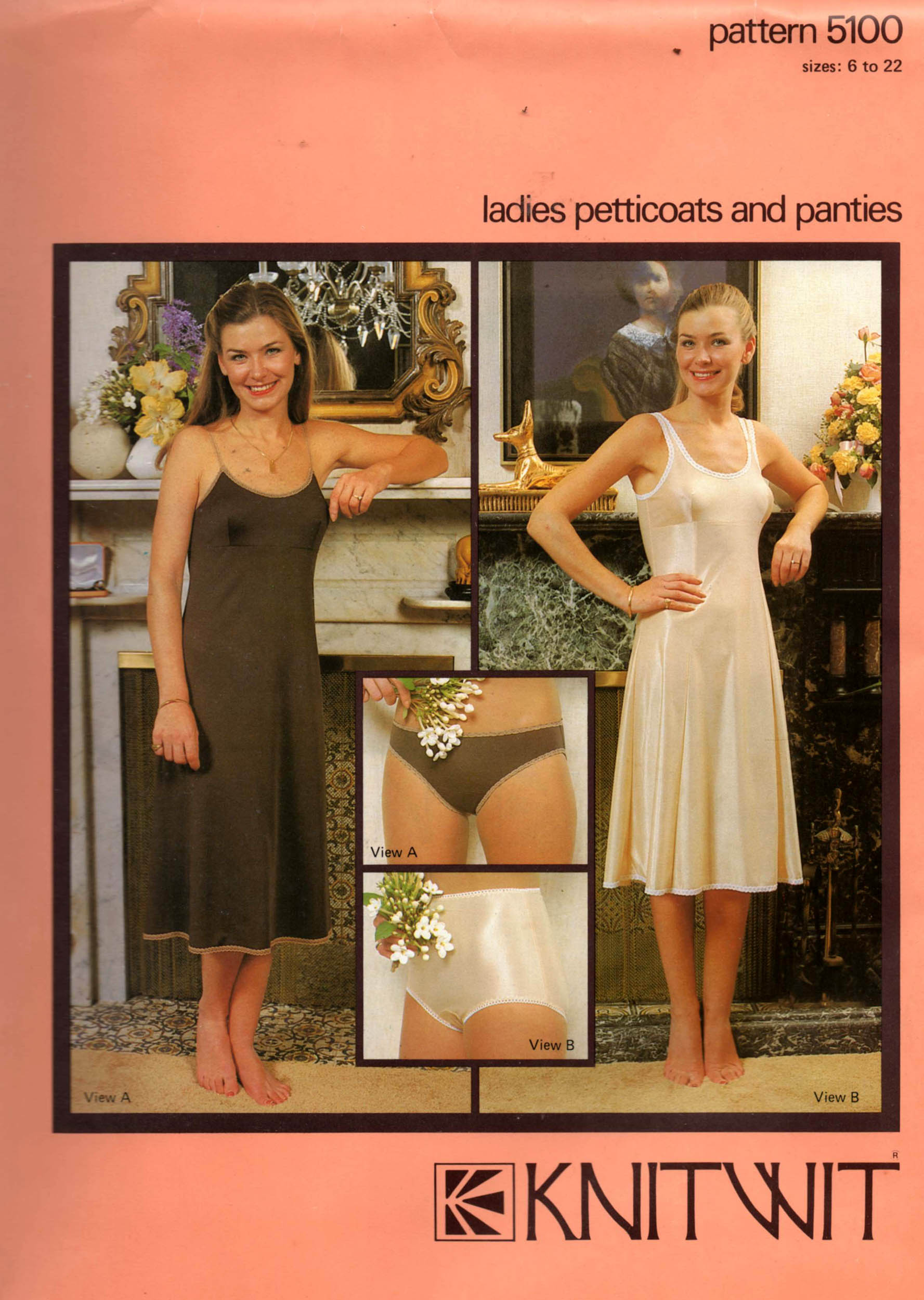 Knitwit 5100 | Vintage Sewing Patterns | FANDOM powered by Wikia