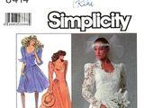 Simplicity 8414 B