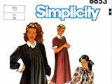 Simplicity 6653 B