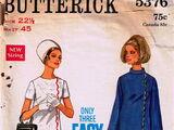Butterick 5376 A