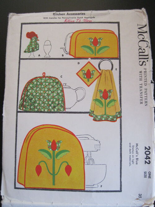 McCall's Appliance Covers