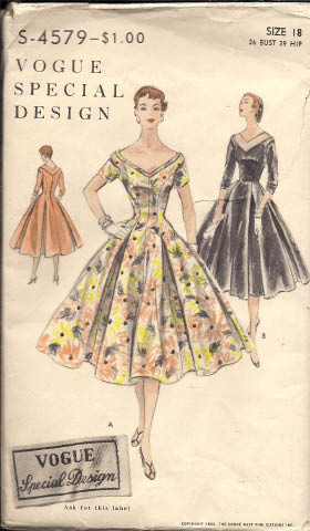 Vogue Special Design 4579
