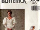 Butterick 5206 B
