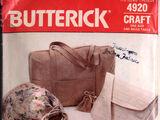 Butterick 4920