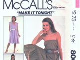 McCall's 8063 A