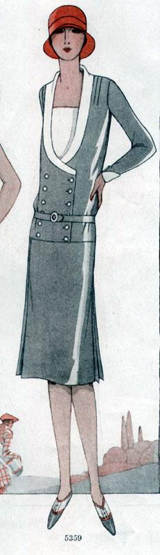 McCall 5359 1928