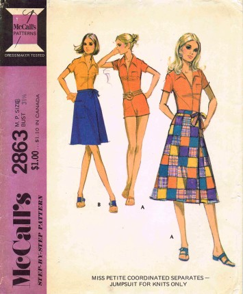 McCalls 1971 2863