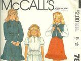 McCall's 7863