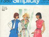Simplicity 7350