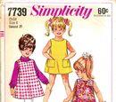 Simplicity 7739 A