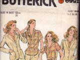 Butterick 6992 B