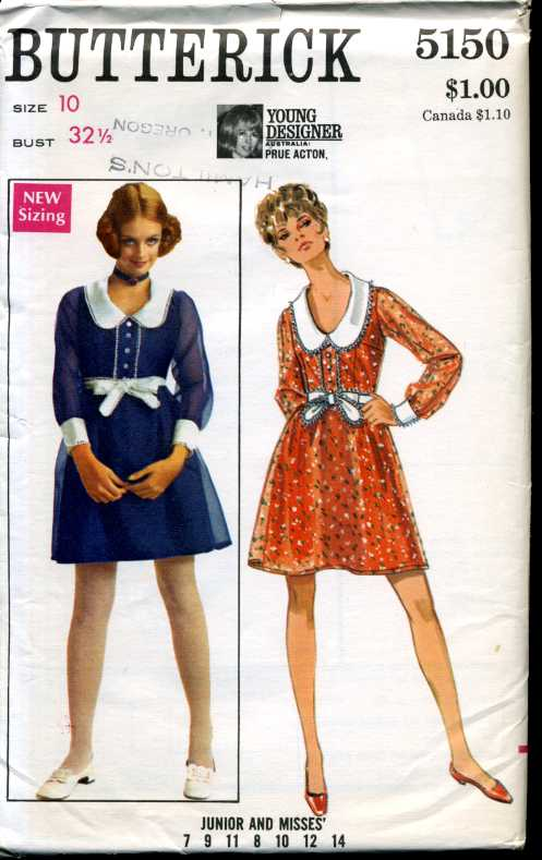 Butterick 5150 | Vintage Sewing Patterns | FANDOM powered by Wikia