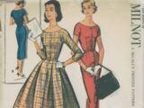 McCall's Milnot Dress