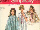 Simplicity 8457 A