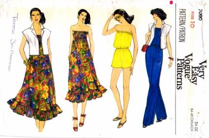 Vogue 7090