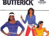Butterick 6660