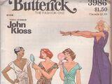 Butterick 3986