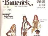 Butterick 6840 A