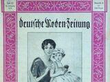 Deutsche Moden-Zeitung No. 22 Vol. 33 1924