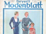 Beyers Modenblatt No. 22 Vol. 9 1931