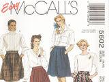 McCall's 5602 B