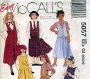 McCall's 5057 A