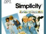Simplicity 7251 C